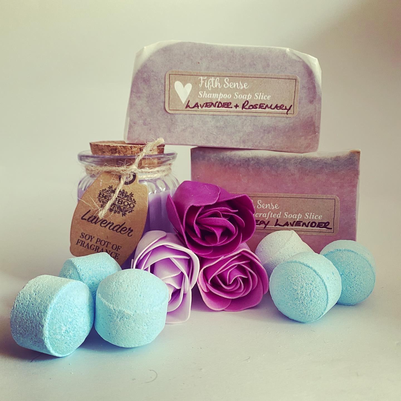 Lavender Lover Gift Set
