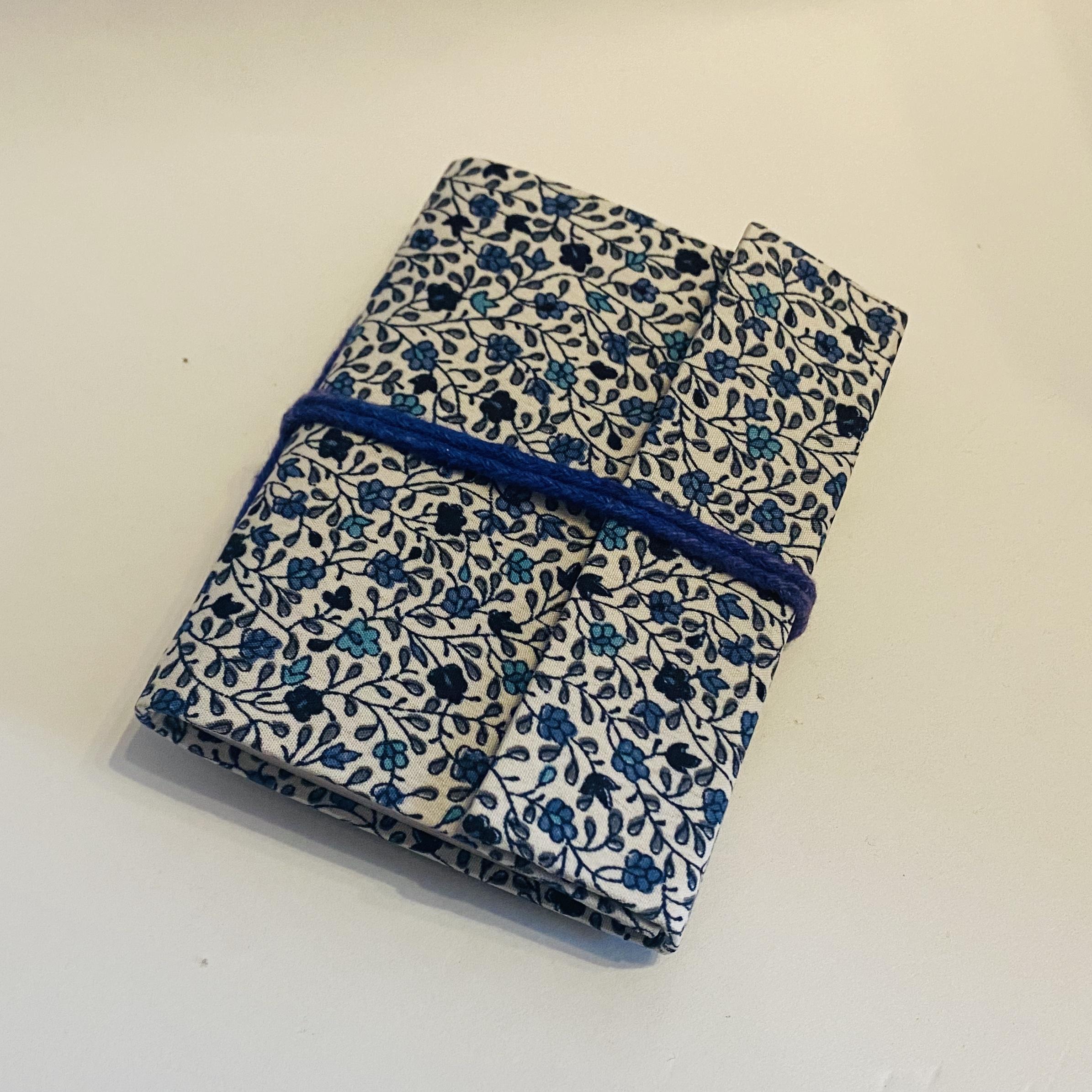 Small Flower Notebook