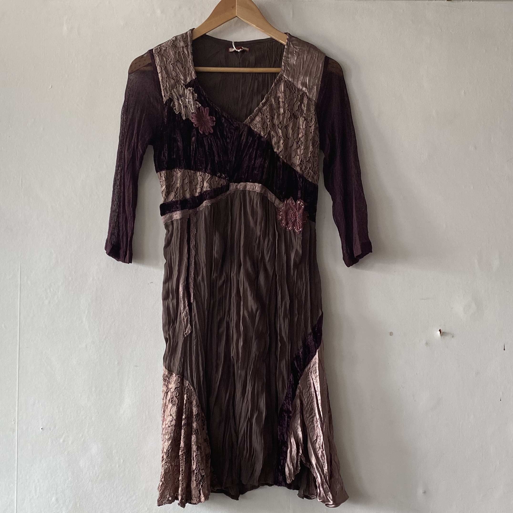 Cool Crinkle Dress (Was £45.00)