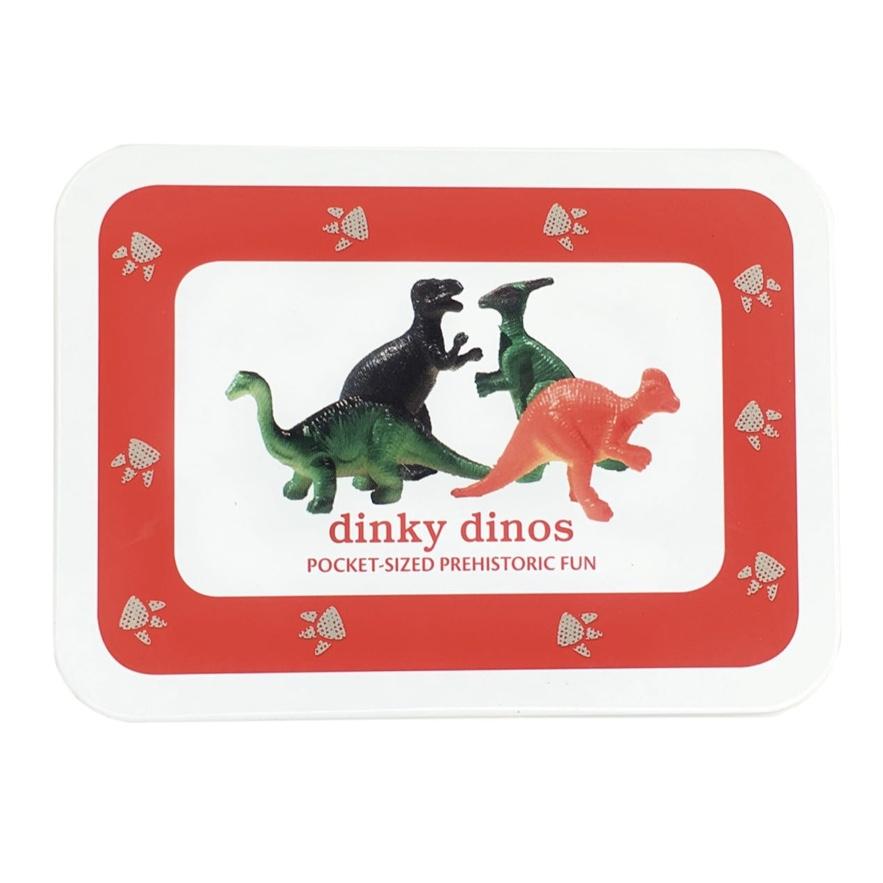 Dinky Dinos Tin