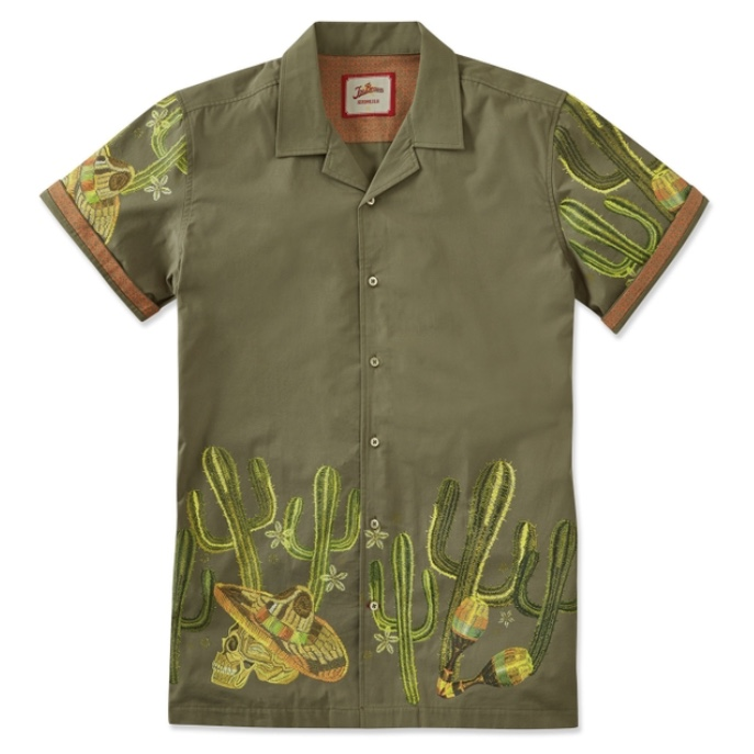 Fiesta Shirt - Size Medium (Was £37.00)