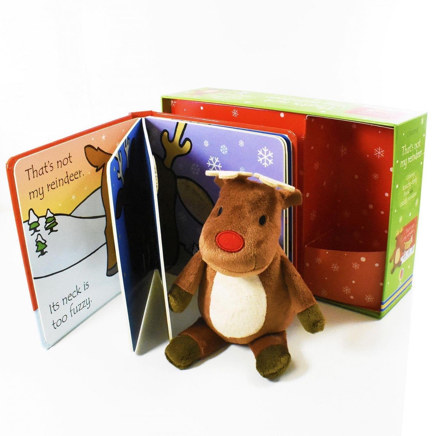 'That's Not My Reindeer' Gift Set