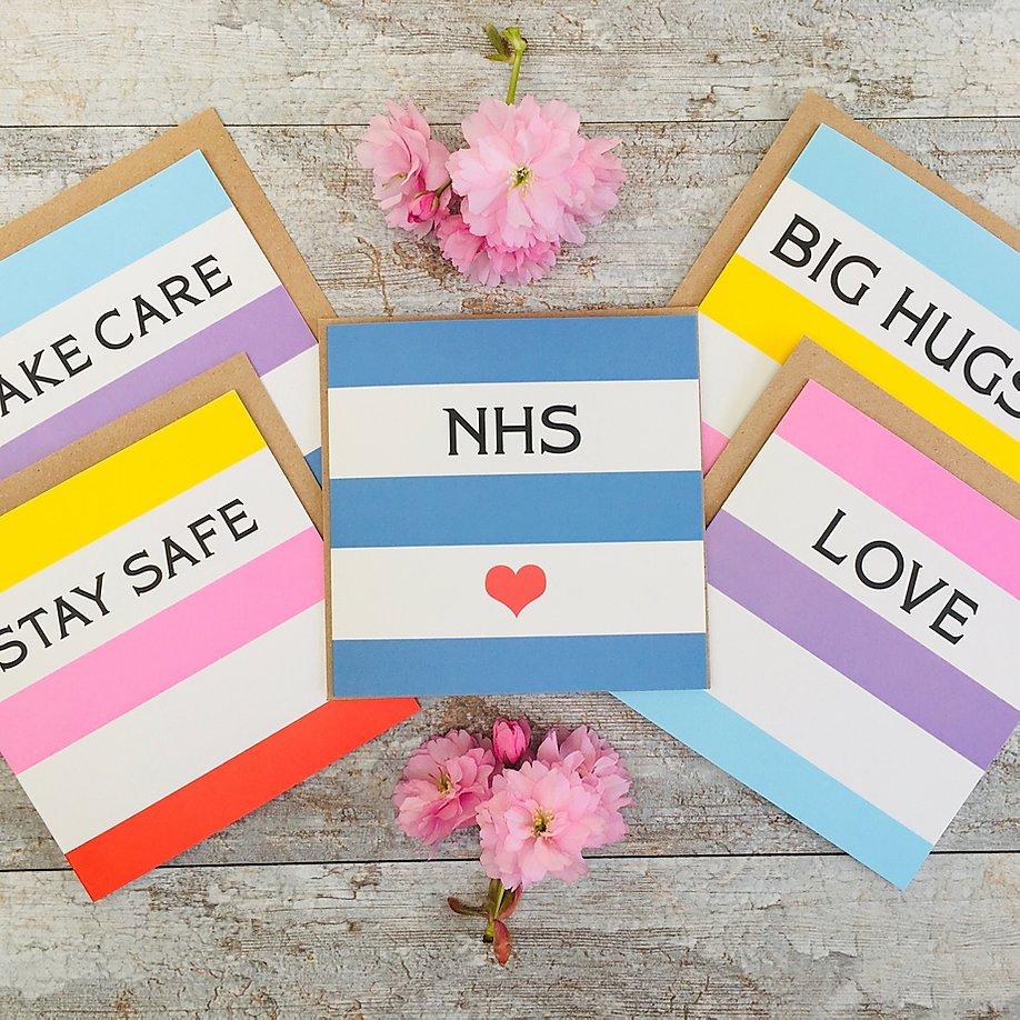 Corniche Blank Card - Special Edition