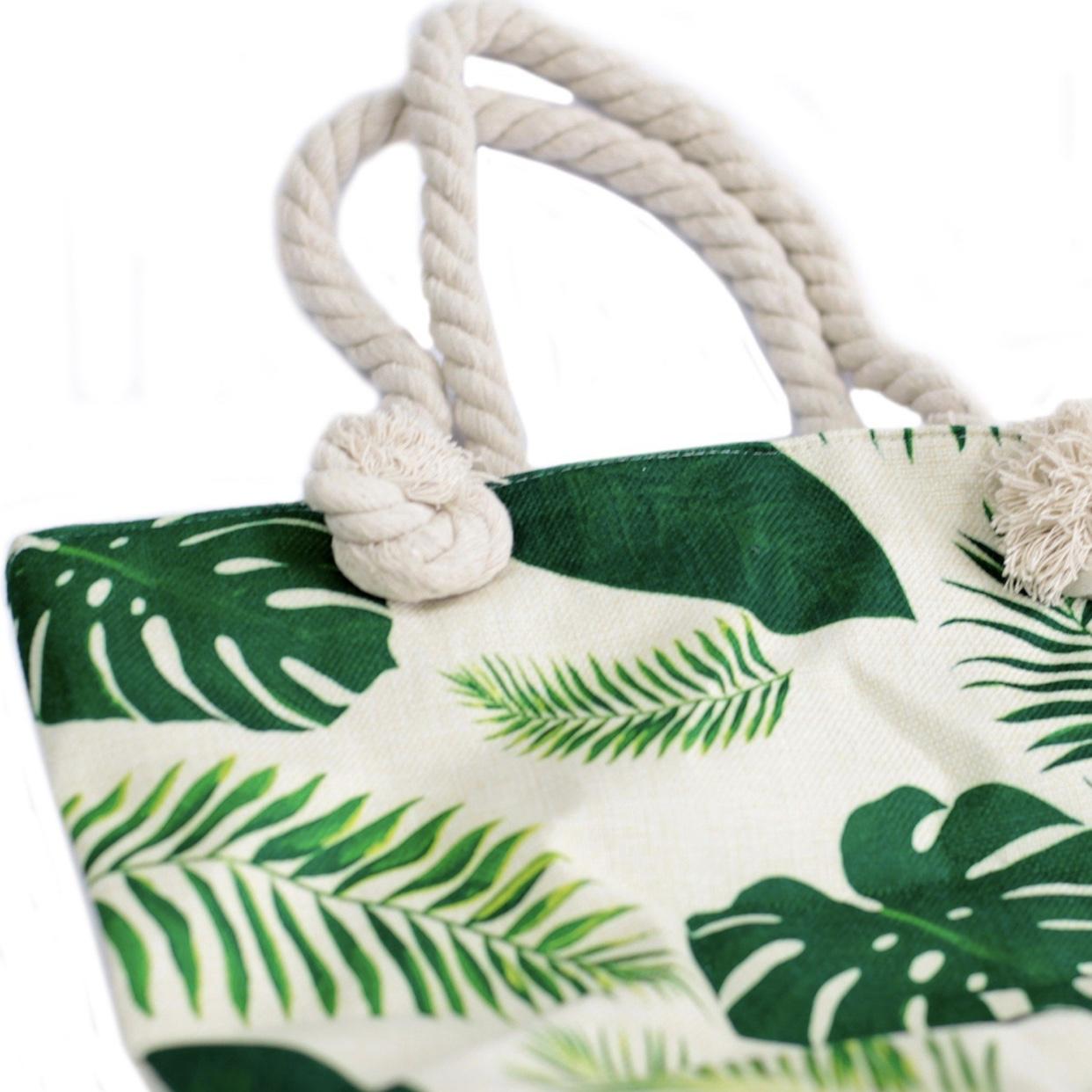Rope Beach Bag