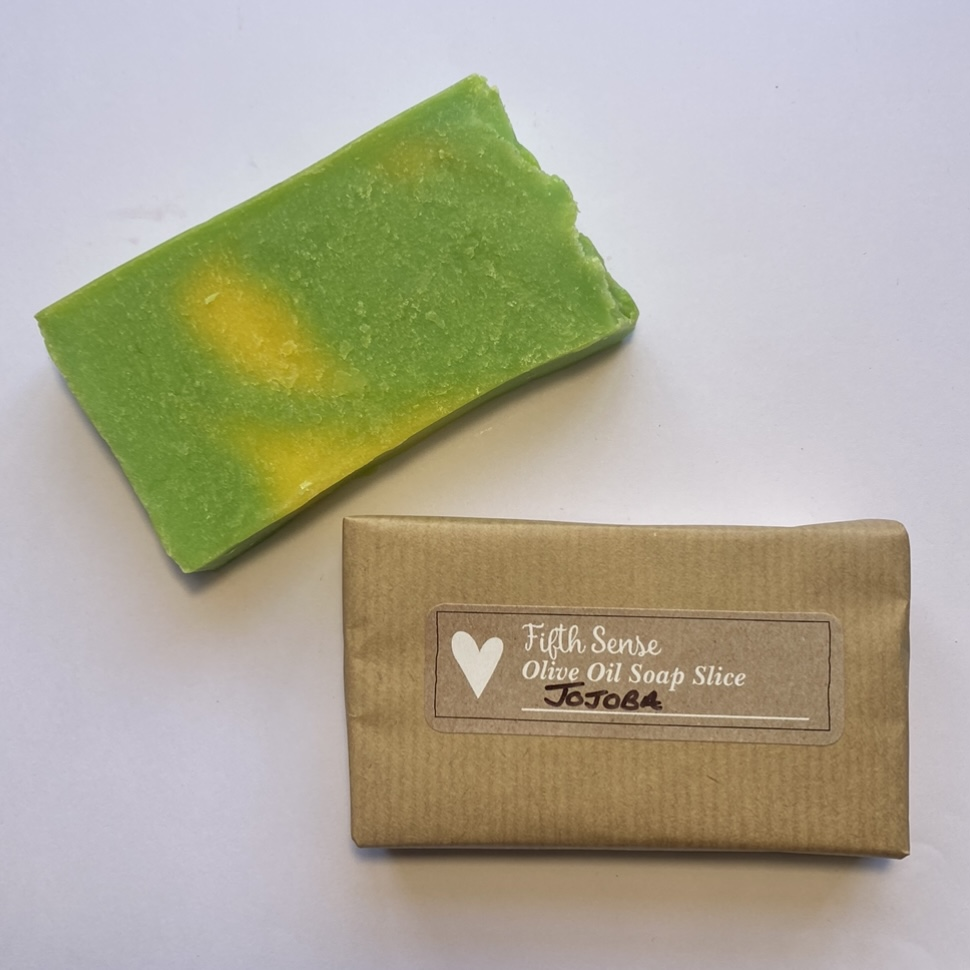 'Jojoba' Olive Oil Soap Slice (Was £4.00)