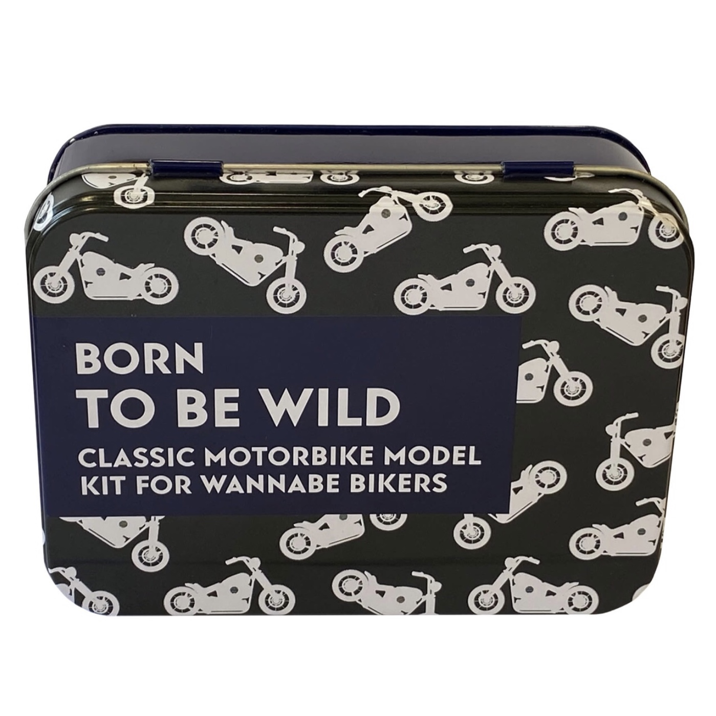 'Born To Be Wild' Gift In A Tin