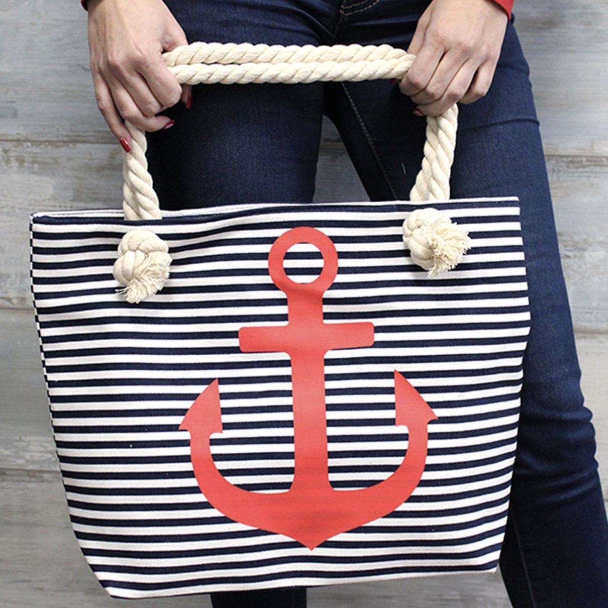 Rope Handle Bag