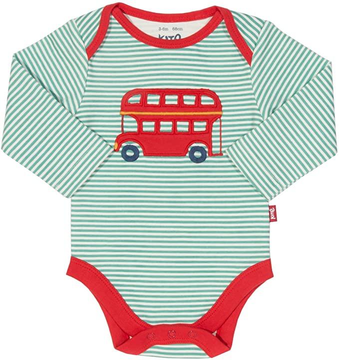 Stripy Bus Bodysuit