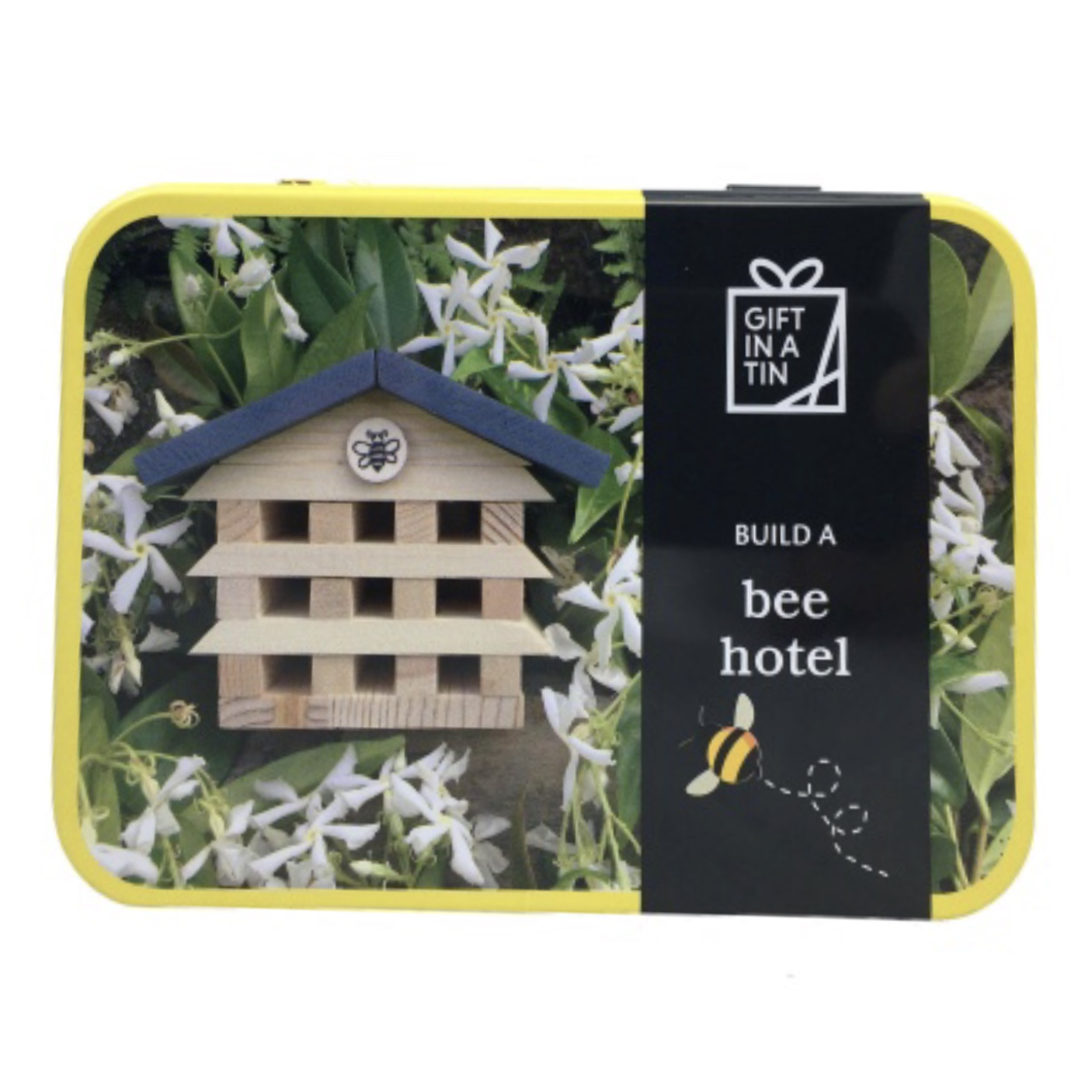 'Build a Bee Hotel' Gift in a Tin