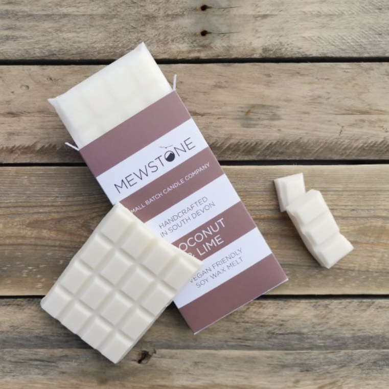 'Coconut & Lime' Mewstone Snap Bar