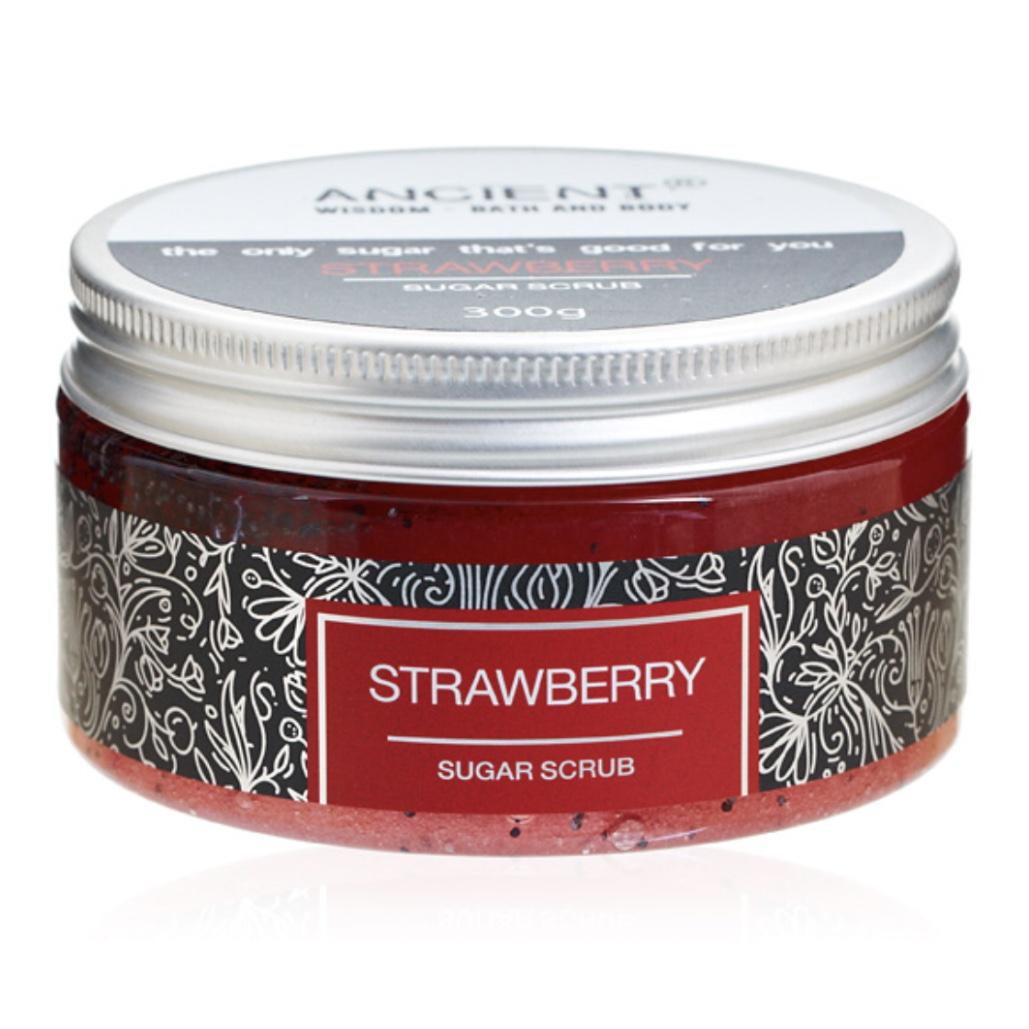 'Strawberry' Sugar Scrub