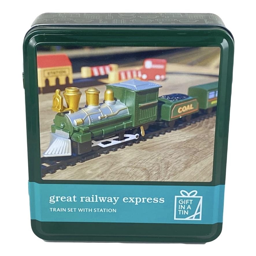 Great Railway Express Tin