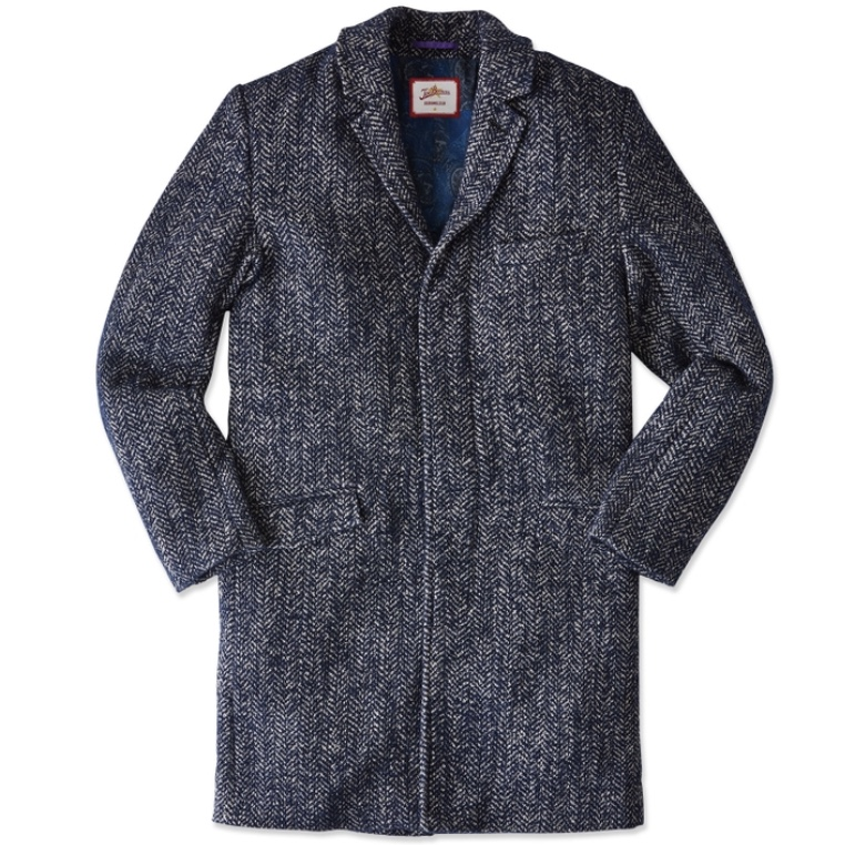 Charming Boucle Overcoat (Was 110.00)