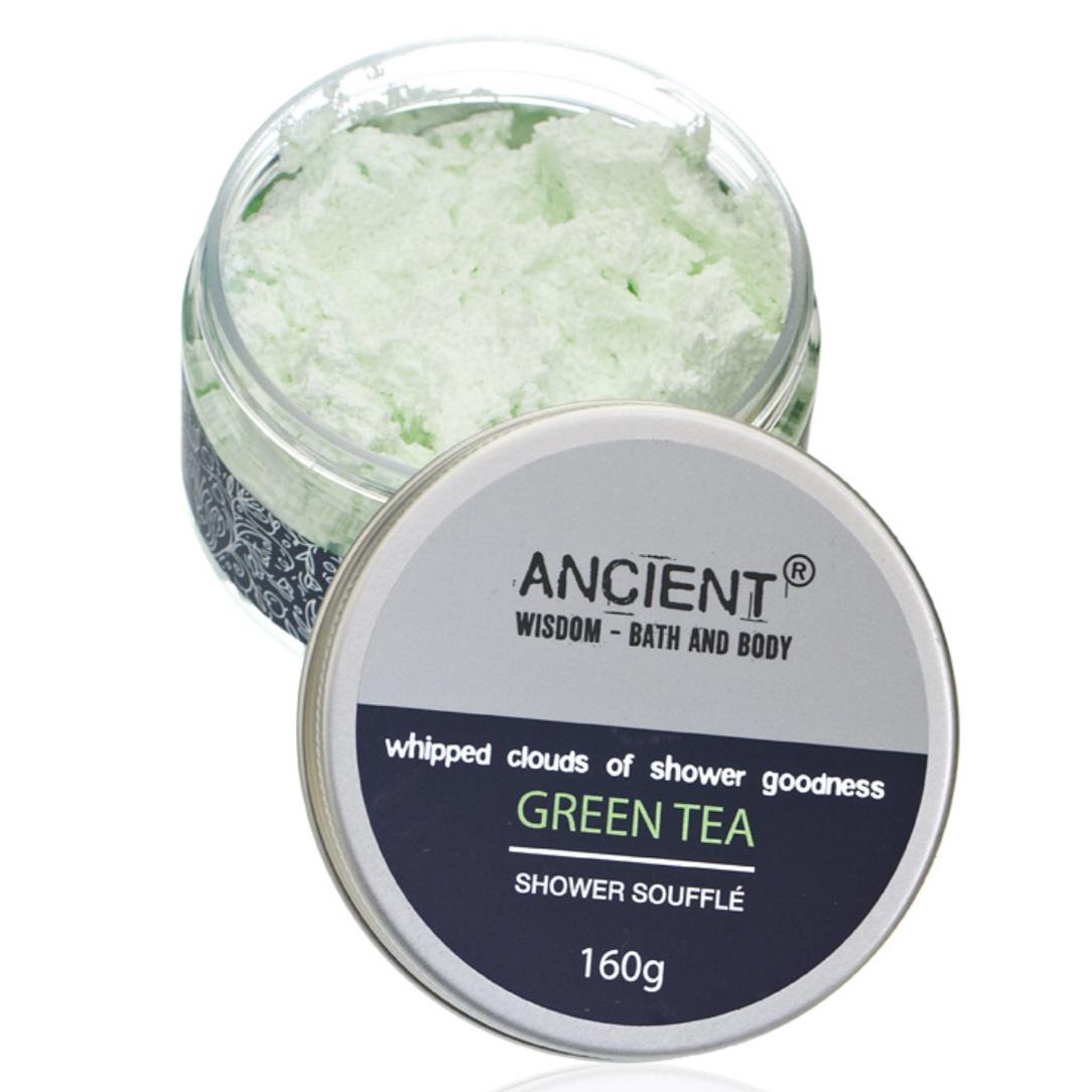 'Green Tea' Shower Soufflé