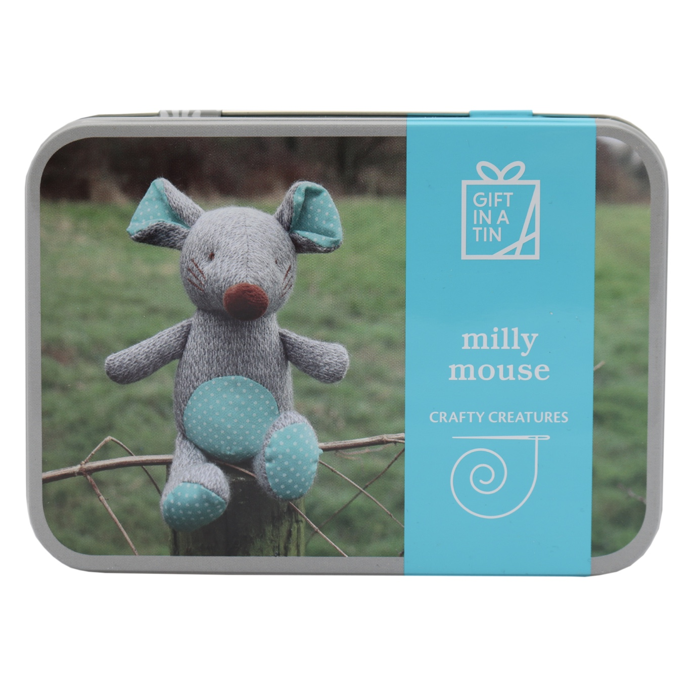 'Milly Mouse' Gift in a Tin