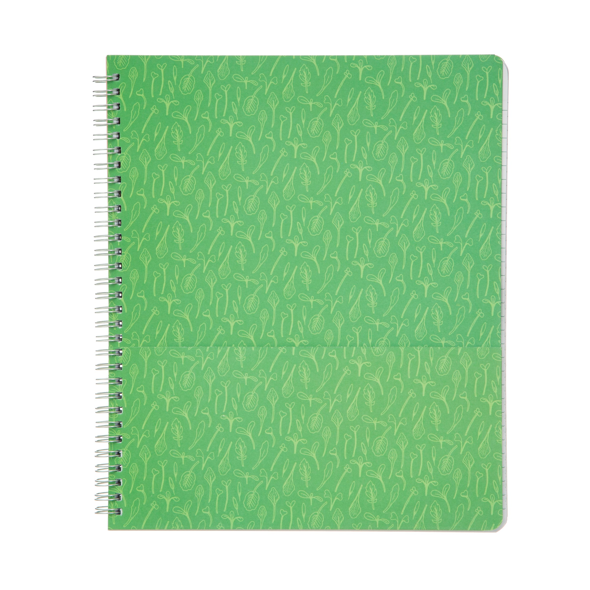Powered By Plants A4 Notebook