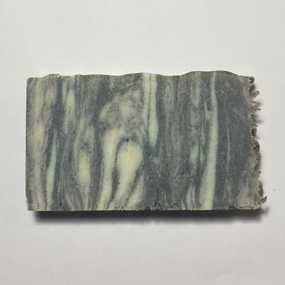 'Cinnamon' Olive Oil Soap Slice