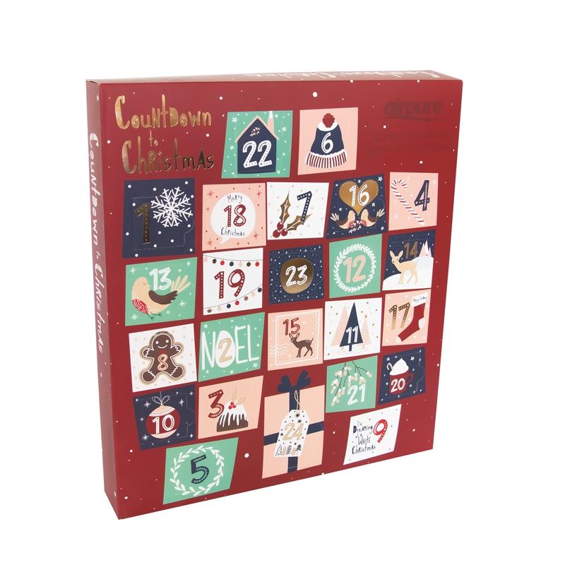 Scented Tealight Advent Calendar
