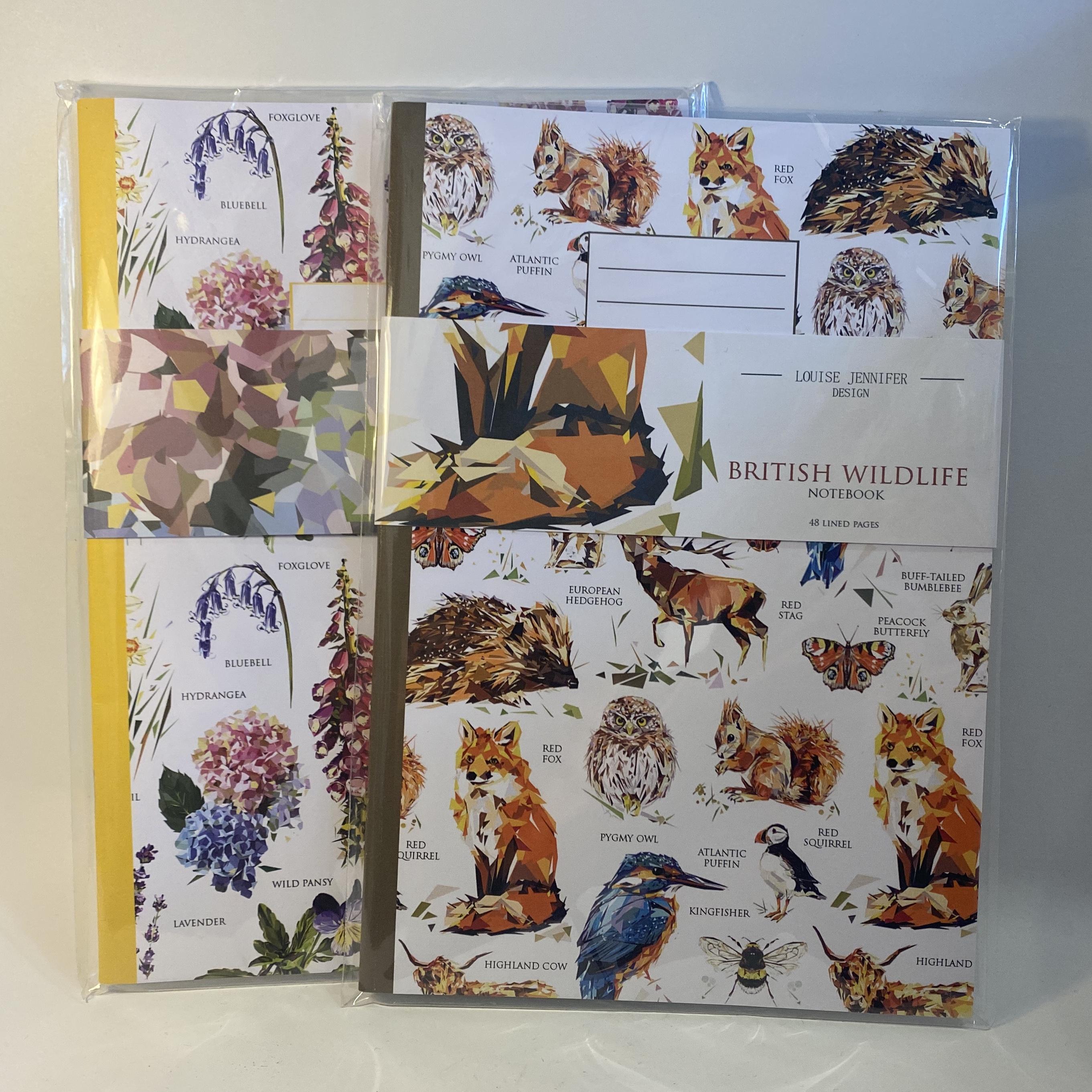 Louise Jennifer Notebook