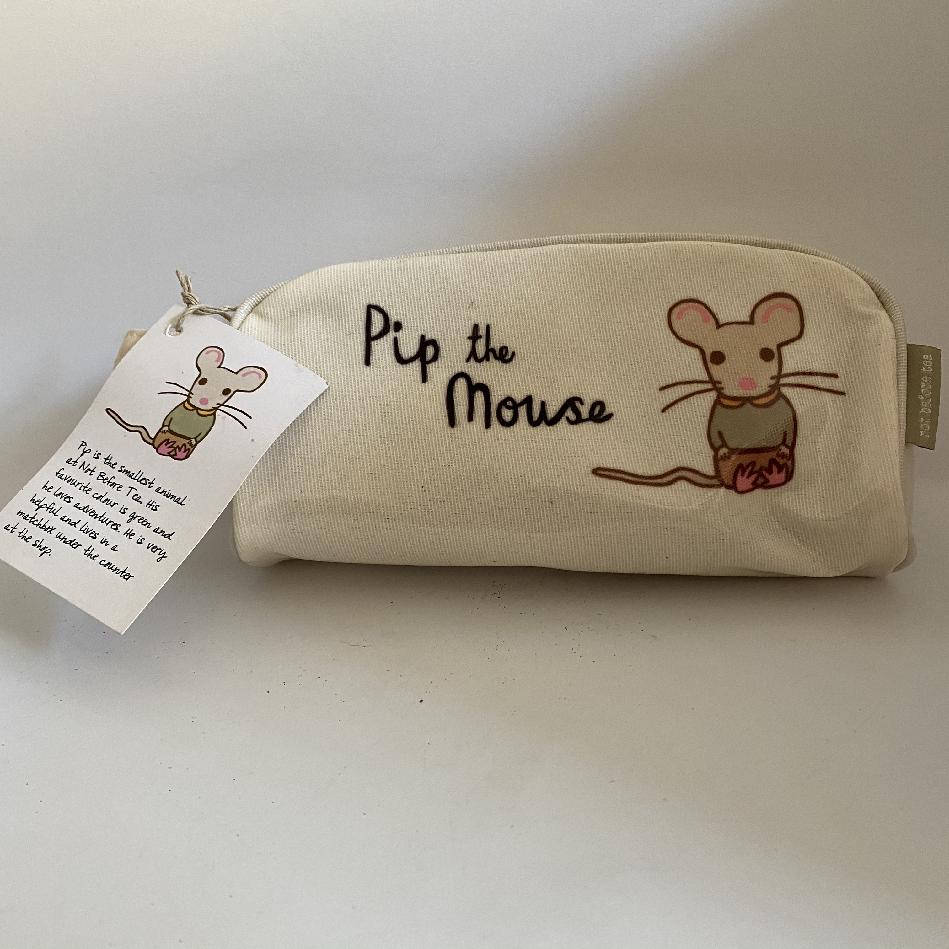 Character Pencil Case