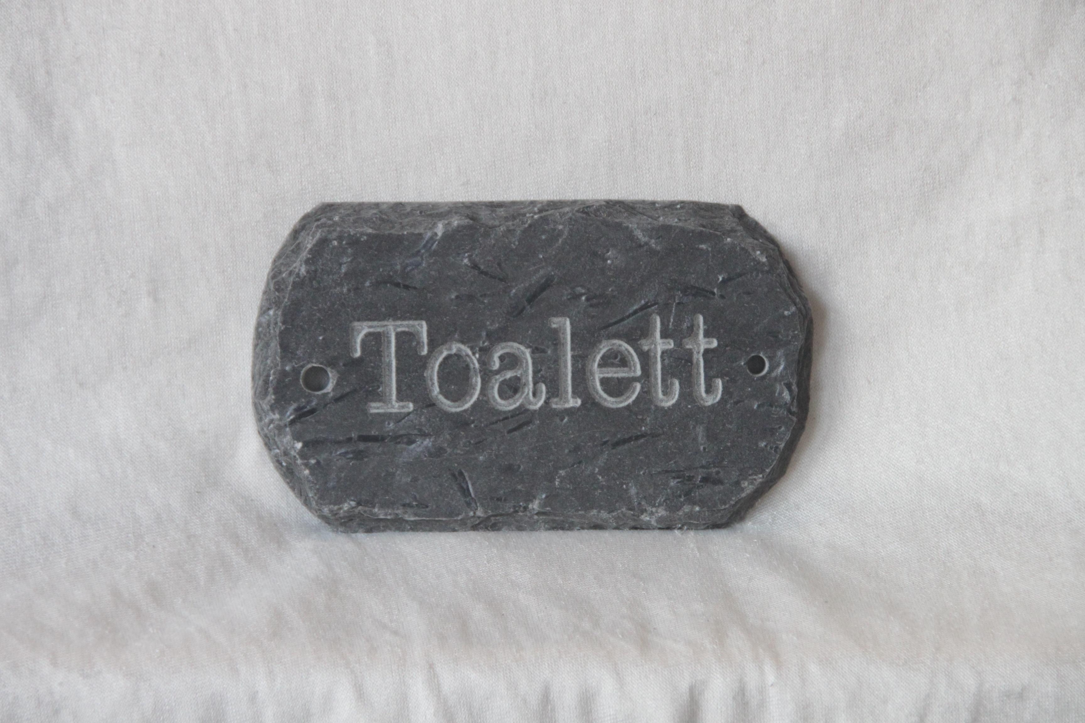 112 Toalett, natur