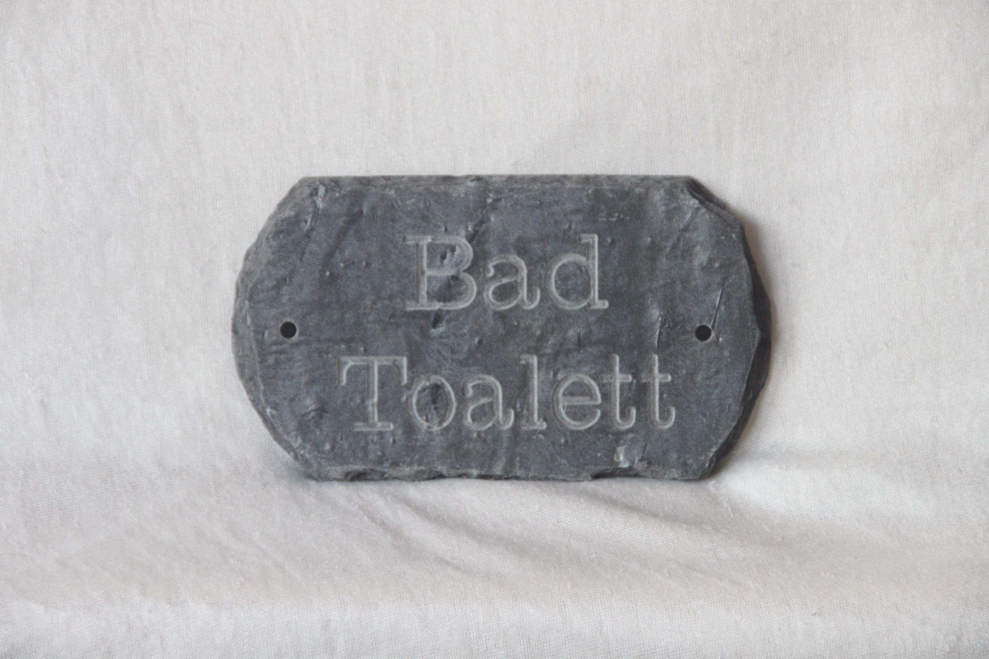 112 Bad-Toalett, natur