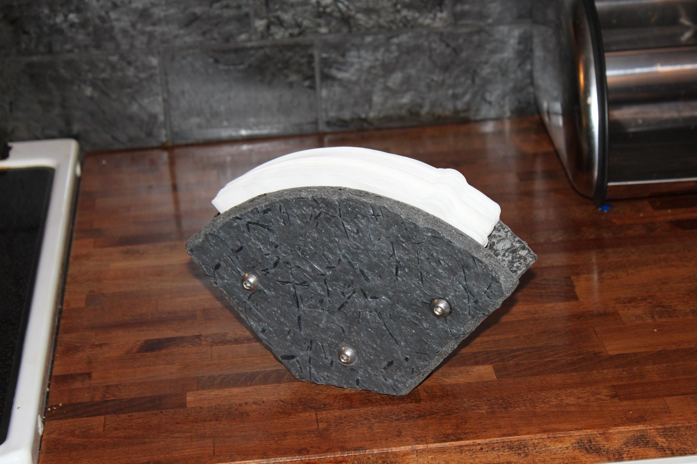 089 Kaffefilter holder bordmodel