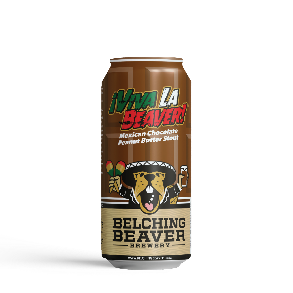 Belching Beaver Brewery - ¡Viva La Beaver!