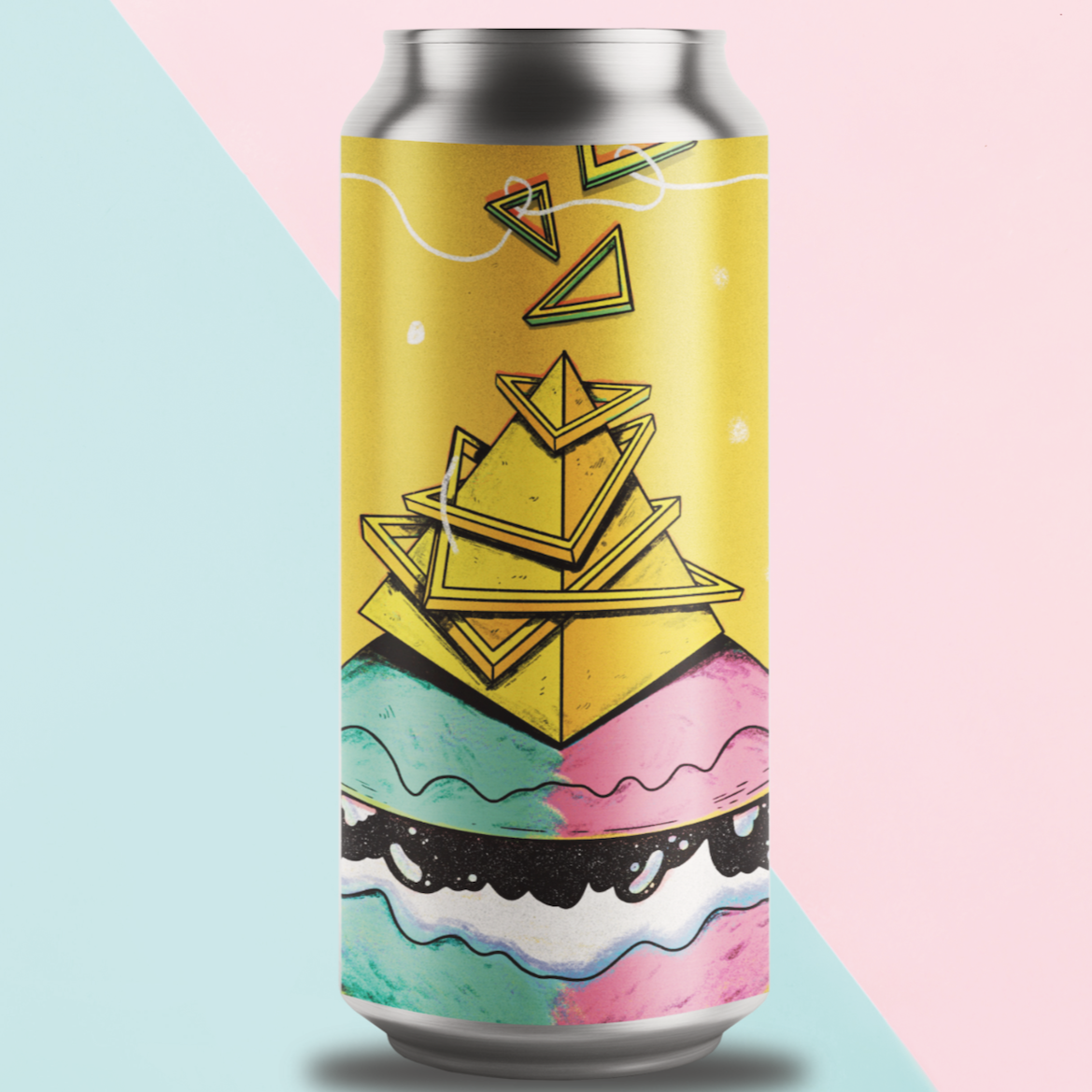 Left Handed Giant Brewing - Spiralling Prism