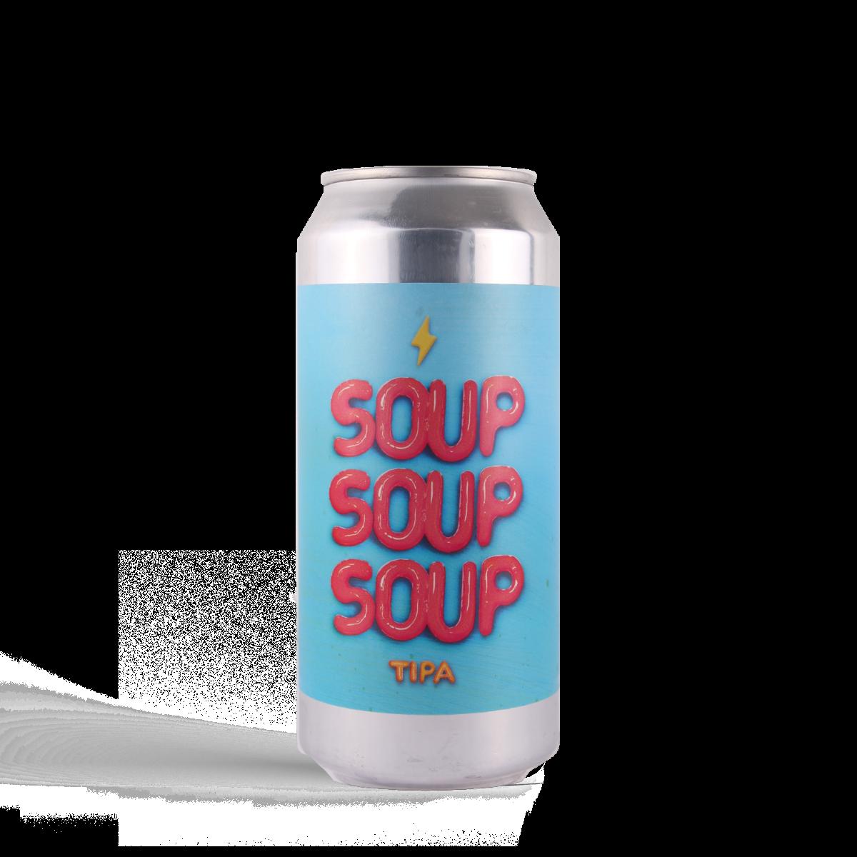 Garage Beer Co. - Triple Soup