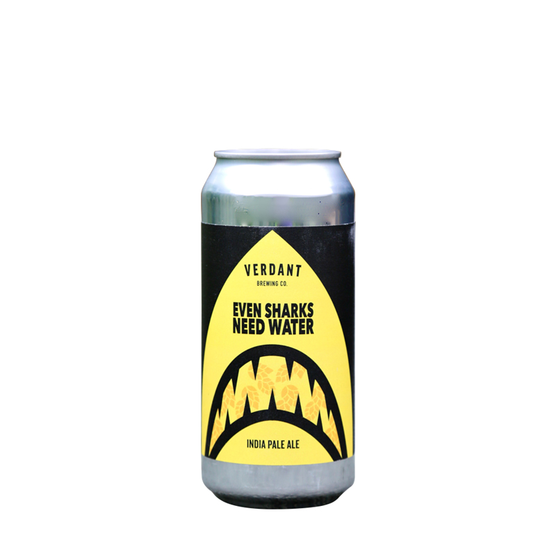 Verdant Brewing Co - Even Sharks Need Water