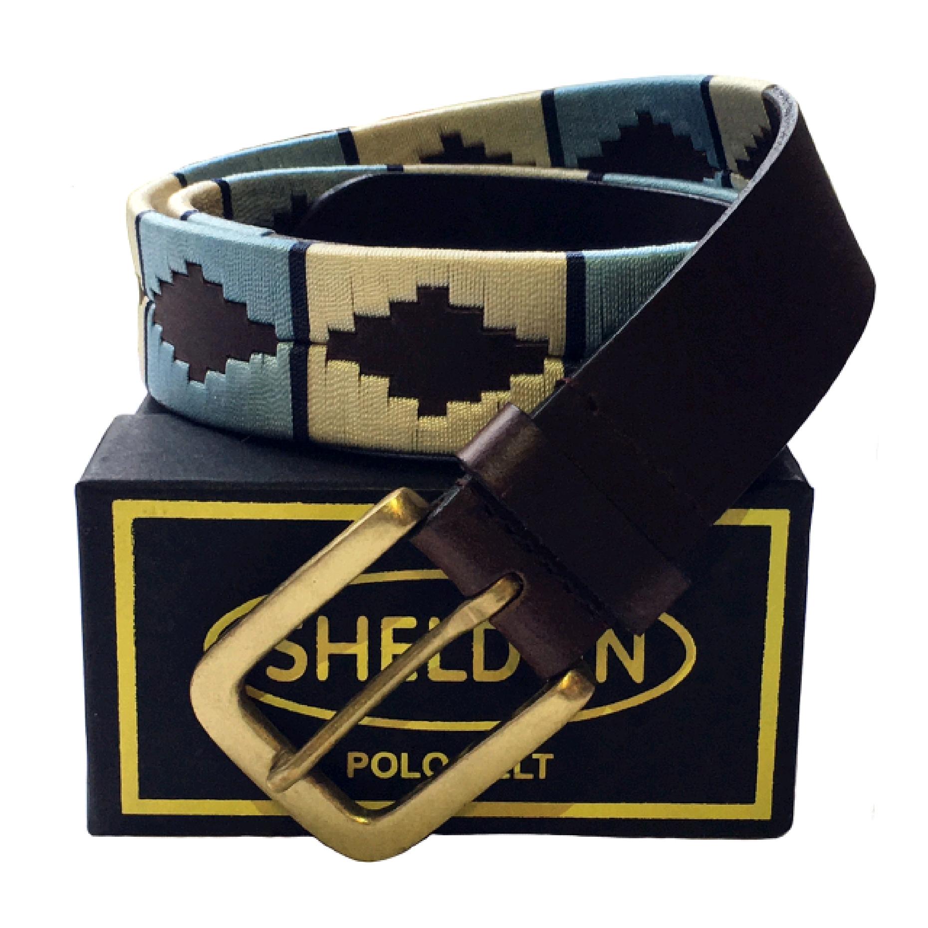Sheldon Polo Belt