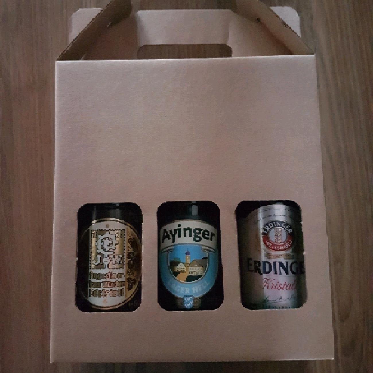Gift box 500ml Bottles