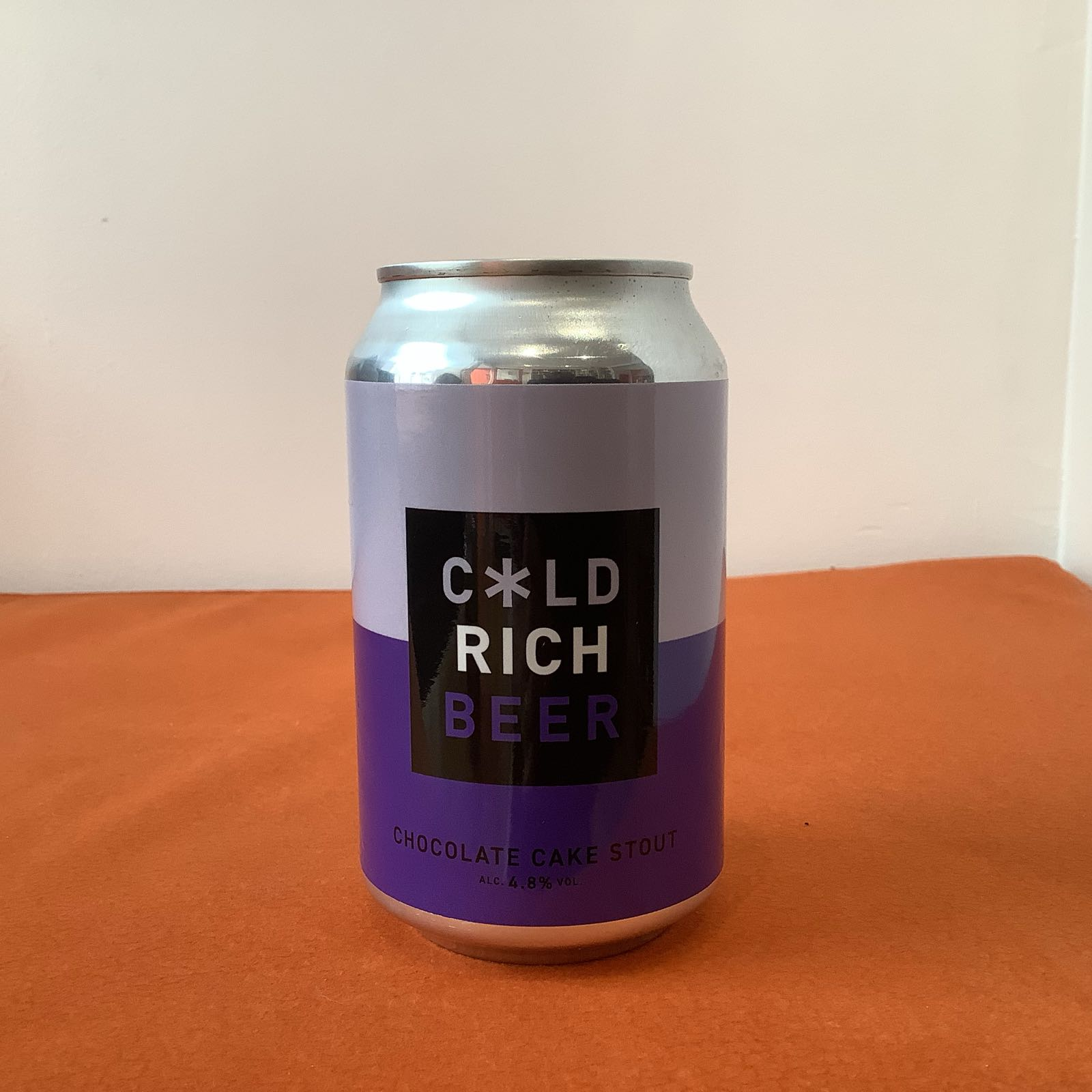 Cold Town Beer: Chocolate Cake Stout