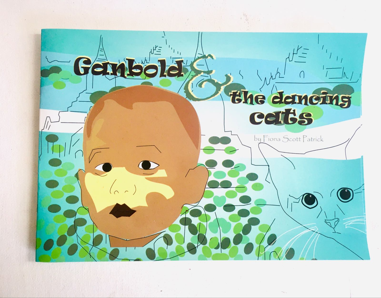 Ganbold & The Dancing Cats
