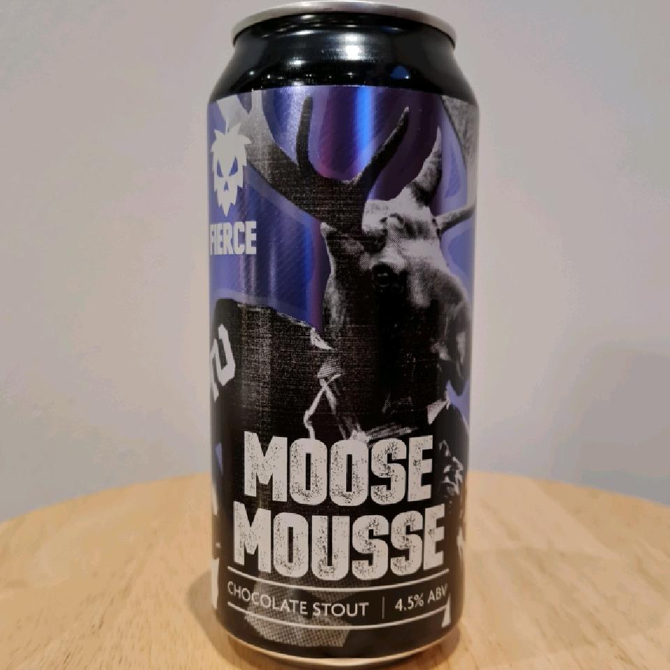 Fierce Moose Mousse