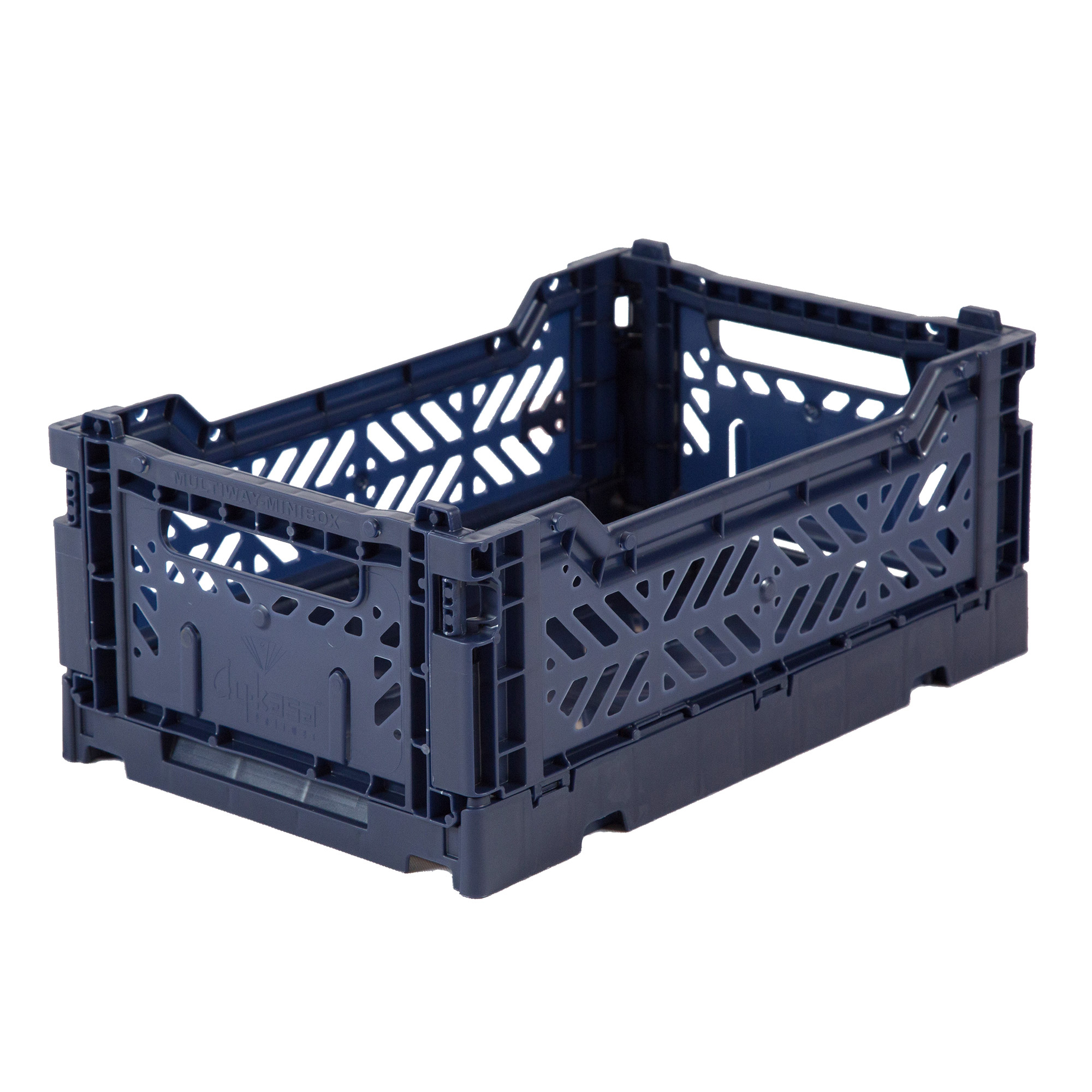 Ay-Kasa - Mini Aufbewahrungsbox Navy