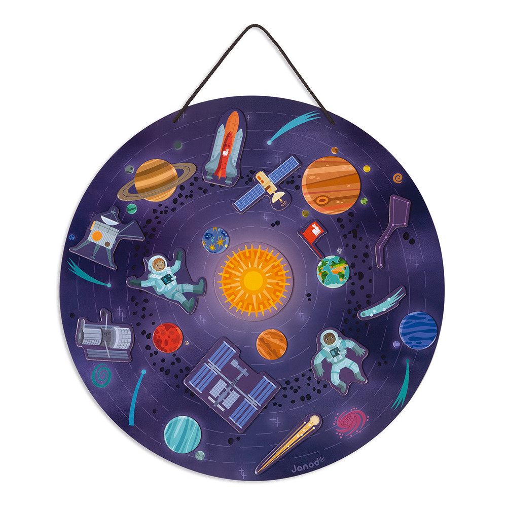 Janod - Magnetisches Sonnensystem