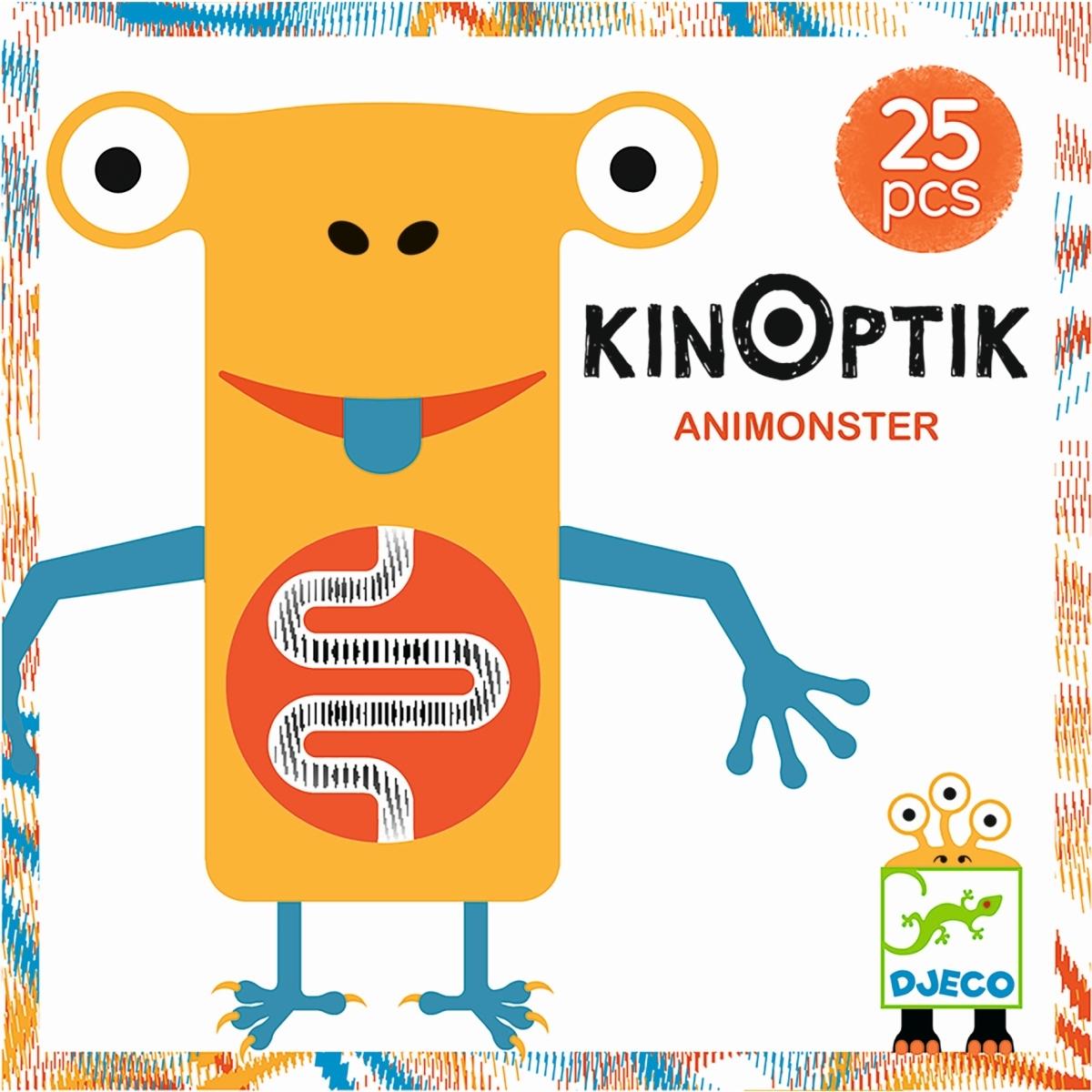 Djeco - Kinoptic Animonster