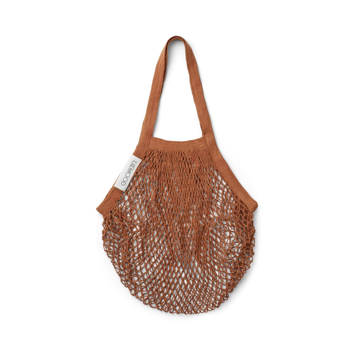 Liewood - Mesi Mesh Tote Bag Terracotta