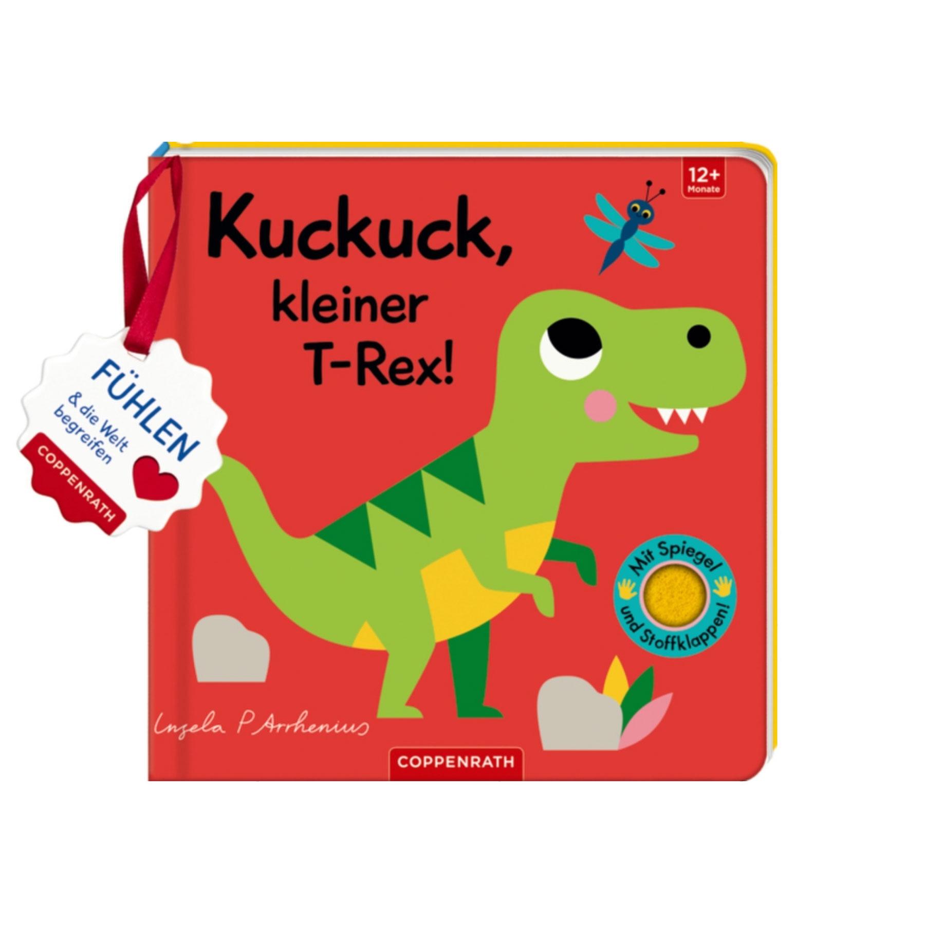 Kuckuck, kleiner T-Rex! ab 1J.