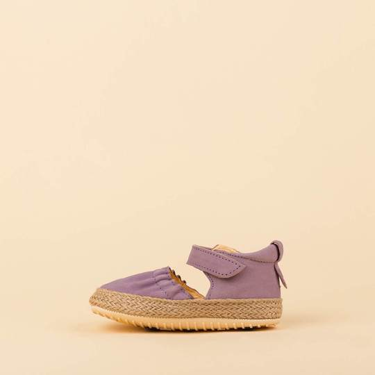 Dulis Shoes - Violet Strap Ballerina