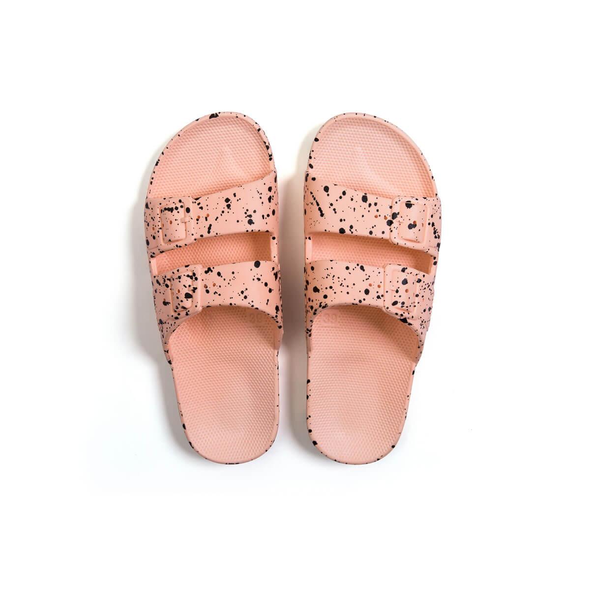 Freedom Moses - Sandale Baby Splatter