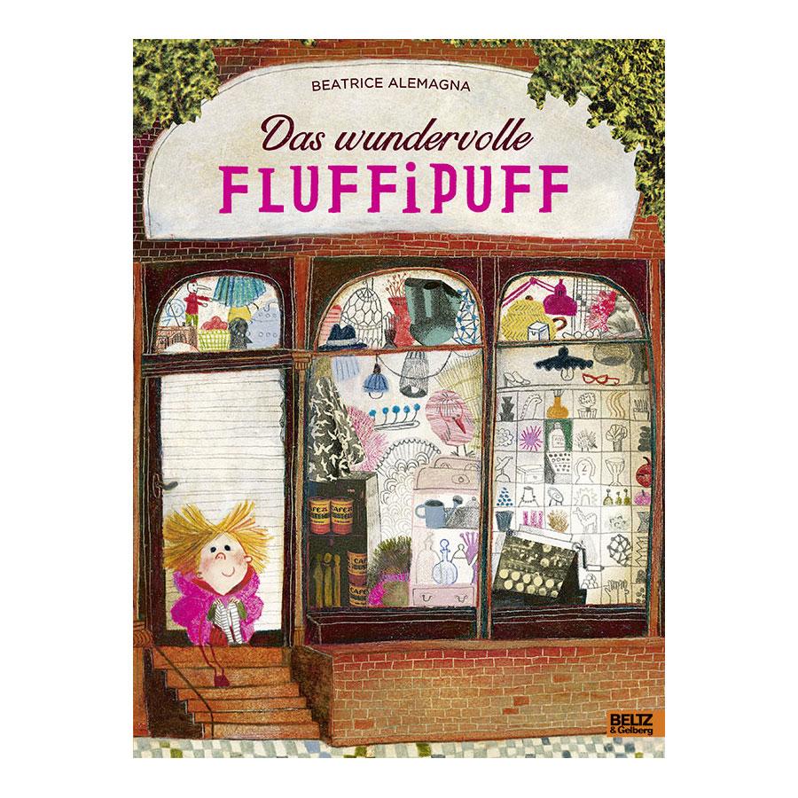 Das wundervolle Fluffipuff ab 4J.