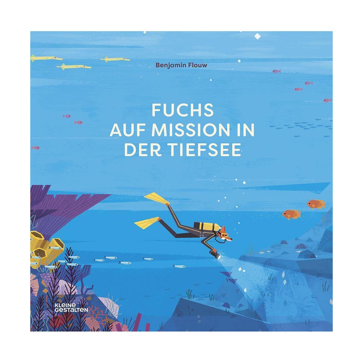 Fuchs auf Mission in der Tiefsee ab 5J.