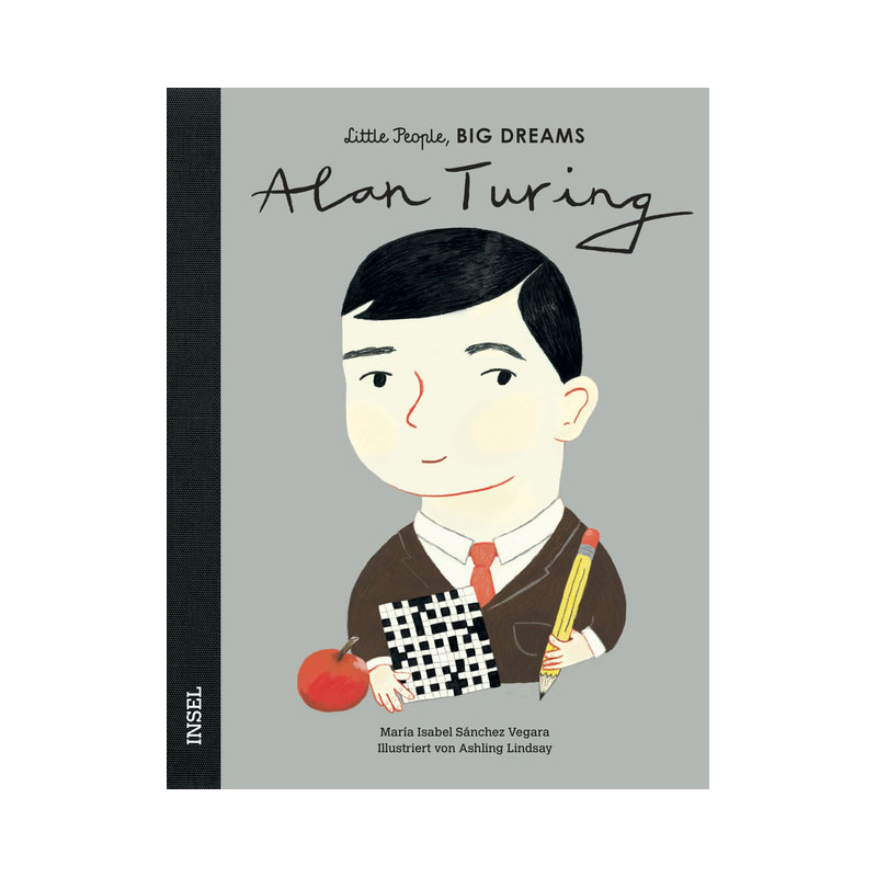Little People, Big Dreams: Alan Turing ab 4J.
