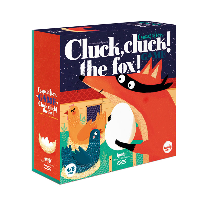 Londji - Cluck, cluck! The Fox! Spiel