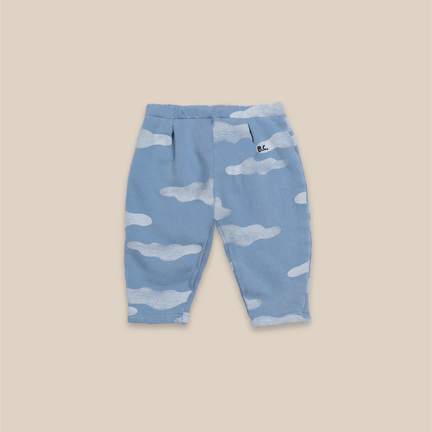 Bobo Choses - Baby Clouds All Over Jogging Pants