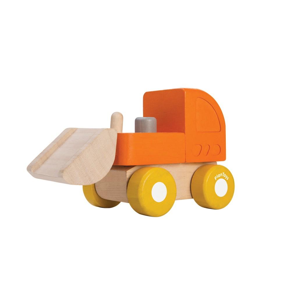 PlanToys - Mini Auto Bulldozer