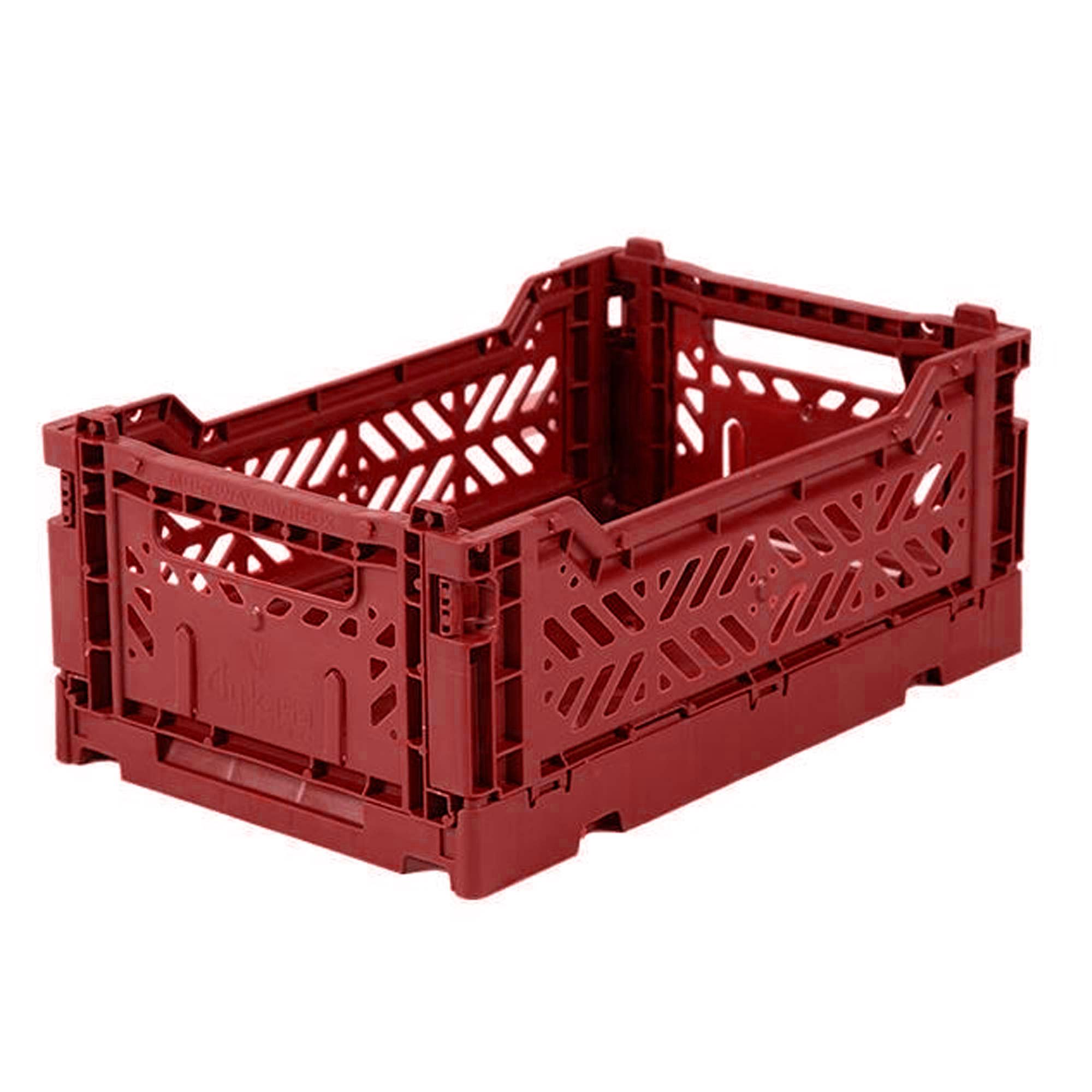 Ay-Kasa - Mini Aufbewahrungsbox Tile Red
